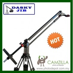 Dasky Jib - 9116(Blue) 8ft Camera Crane / Jib - Free Bag
